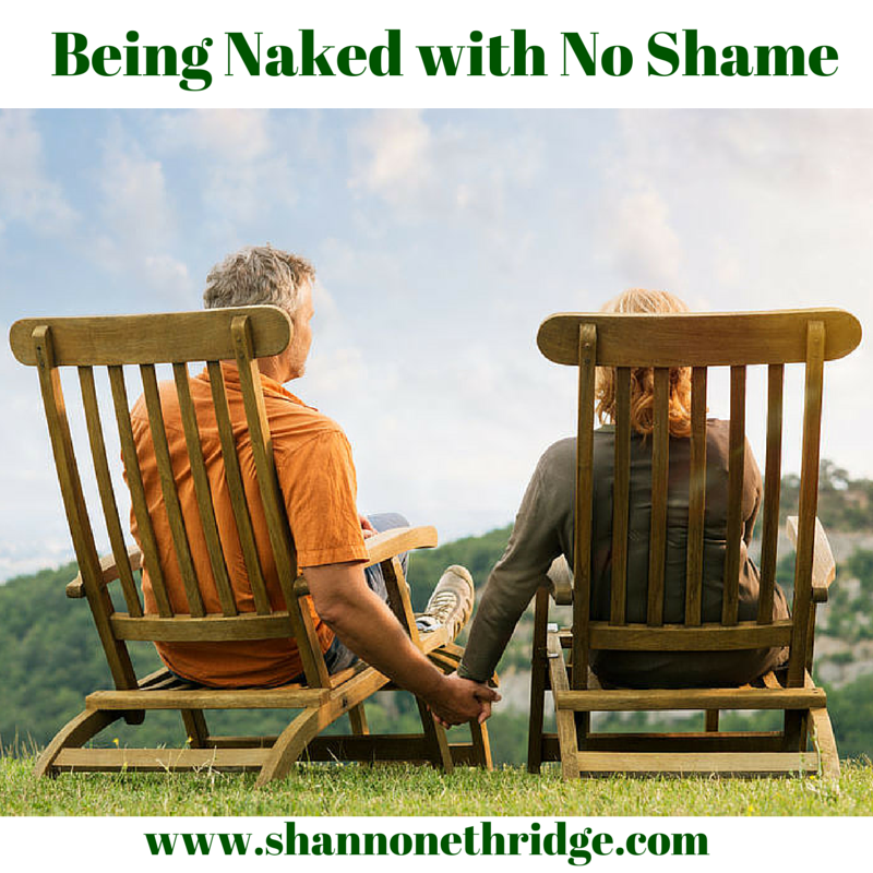 Being Naked with No Shame (2)