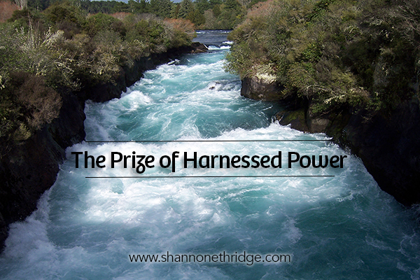 The Prize of Harnessed Power